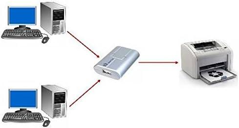 1 Device Digitus USB 2.0 Sharing Switch,2 Pc