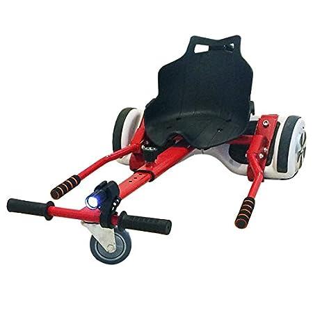Carrito con silla para patinete eléctrico: Amazon.es: Deportes y aire libre