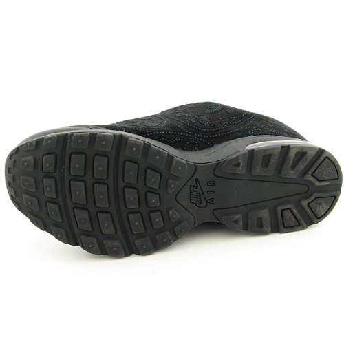 Nike Kvinnor Air Max 95 Zen Premium Svart / Svart 314.043-001 Sko