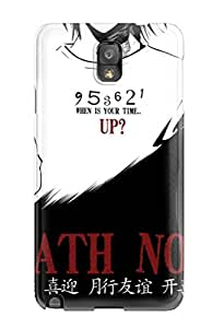 Defender Case For Galaxy Note 3, Death Note Pattern