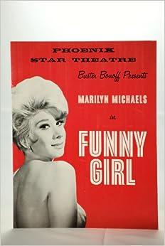 Book Funny Girl - (Original Stage Program)