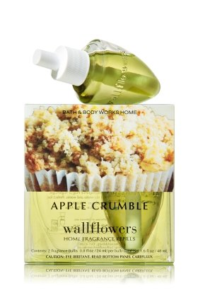 Bath & Body Works Wallflowers Refill Bulbs 2 Pack Apple -