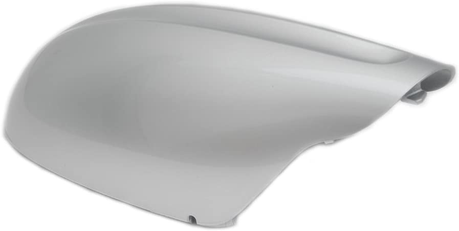 Fits 05-06 Nissan Altima Right Passenger Unpainted Power Mirror Smooth Cover