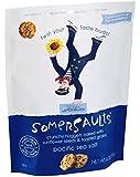Somersaults Sea Salt Sunflower Crunchy Nuggets, 6 Ounce -- 12 per case.