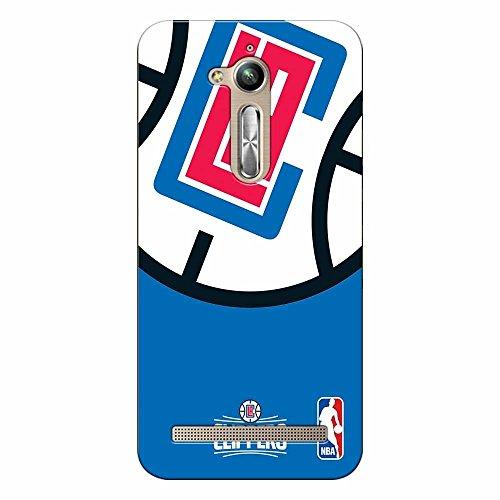 Capa de Celular NBA - Zenfone Go ZB500KL - L.A. Clippers - NBAD13
