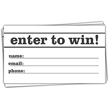 3 5 X 2 Raffles Drawings Tan Kraft Color Enter To Win Entry Form For Contests 50 Cards Lotteries Prize Game 321done Raffle Tickets With Name Address Phone Email Office Products Suggestion Box Cards