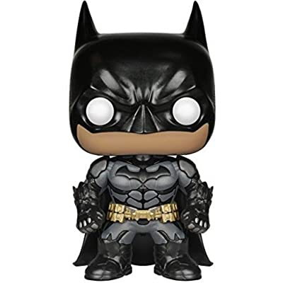 Funko Batman: Arkham Knight - Batman POP! Action Figure: Funko Pop! Heroes:: Toys & Games