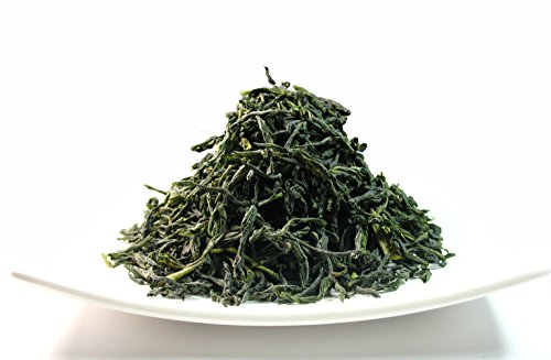 (Liu An Gua Pian Melon Slice Green Tea loose leaves tea 1 OZ)
