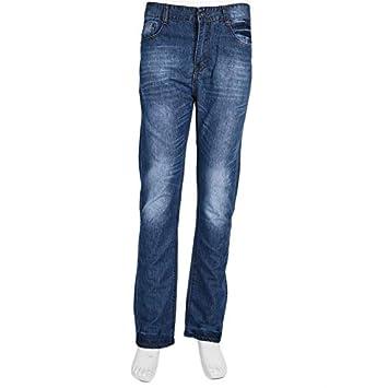 RoadRomao Moda Jeans para Hombre con Corte Tipo Bota ...