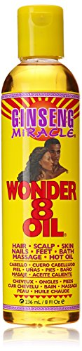 Ginseng Miracle Wonder 8 Oil, 8 Ounce