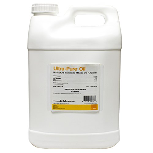 Ultra-Pure Oil Horticultural Insecticide, Miticide and Fungicide