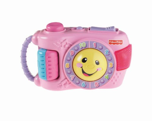 (Fisher-Price Laugh & Learning Pink)