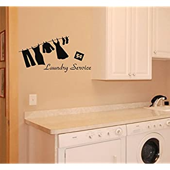 Superior Laundry Room Wall Decal