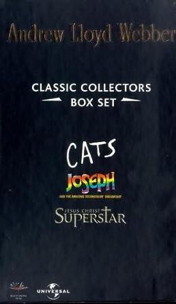 Cats/Jesus Christ Superstar/Joseph (Classic Collectors Box