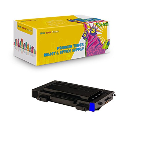 New York TonerTM New Compatible 1 Pack CLP-510D5C High Yield Toner For Samsung - CLP-510N | CLP-510NG . -- Cyan ()