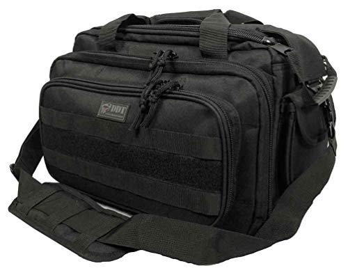 DDT Ranger Soft Padded Range Bag (Black) (Pouch Spec Ops Dump)