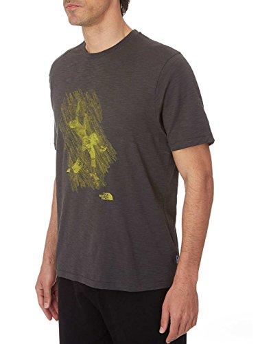 Gris North T shirt Face The PvqAqSTx