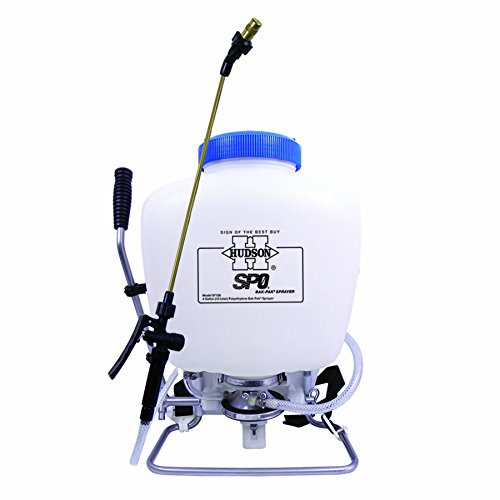 Tank Hudson Sprayer - HD Hudson 100532220 Triple Function Professional Bak-Pak Sprayer, White