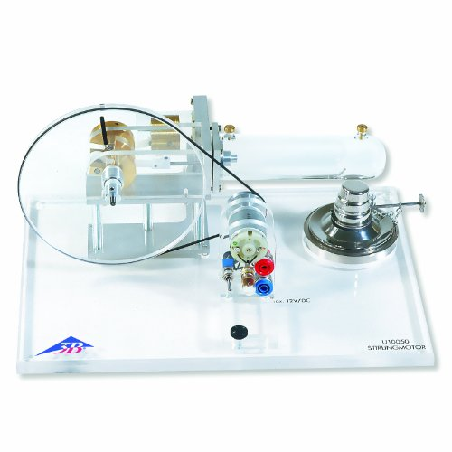 3B Scientific U10050 Transparent Stirling Engine (3b Scientific Engine)