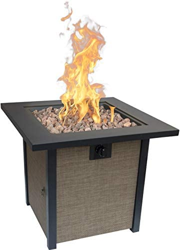 Bond Manufacturing 51846 28in Woodleaf Fire Pit