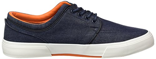 Navy British Blau Herren Knights Road Top 04 Low orange YYO7xw