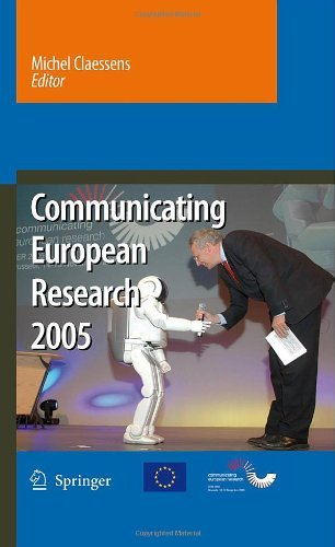 Communicating European Research 2005: Proceedings of the Conference, Brussels, 14-15 November - Country Kids Rd