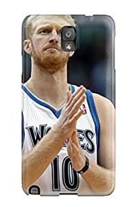 New Galaxy Note 3 Case Cover Casing(minnesota Timberwolves Nba Basketball (32) )