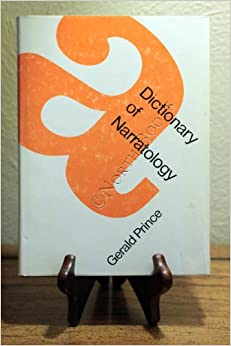 Book A Dictionary of Narratology