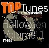 Top Tunes Karaoke CDG Halloween Vol. 1 TT-069