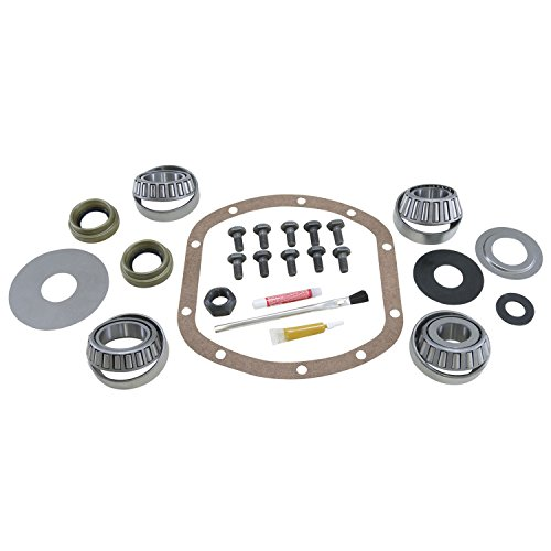 USA Standard Gear (ZK D30-F) Master Overhaul Kit for Dana 30 Front Differential (Overhaul Seal Kit)