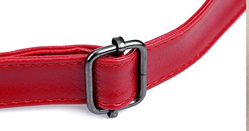 Attraversano Donne Moda Borse Casuale Tracolla A Cerniere Di Voguezone009 Bordeaux Dell'unità Elaborazione 5qzEEBvw