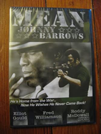 Mean Johnny Barrows (DVD): Amazon.es: Cine y Series TV