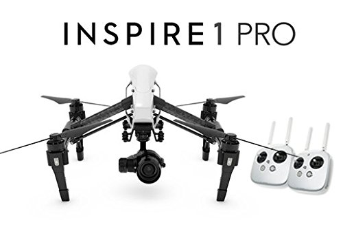 DJI Inspire 1 PRO - best drones to buy