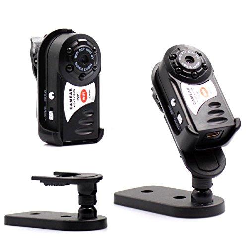 mini wireless wifi spy camera pannovo wireless ip p2p. Black Bedroom Furniture Sets. Home Design Ideas
