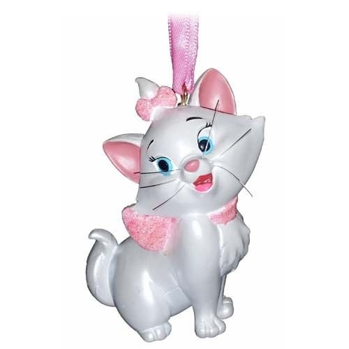 Holiday Figurals (Disney Parks The Aristocats Marie Figural Ornament Christmas)