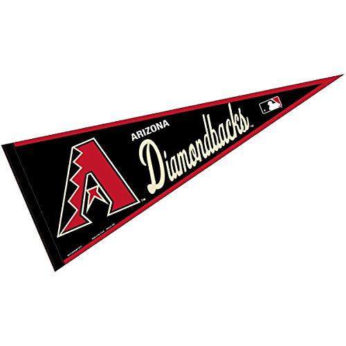 Arizona Diamondbacks Banner - Arizona Diamondbacks MLB Large Pennant