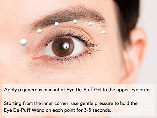 Amazon.com: Maxine Dean | Eye de-puffing Kit – Actualización ...