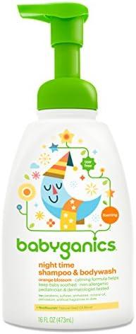 Babyganics Shampoo Orange Blossom Ounce