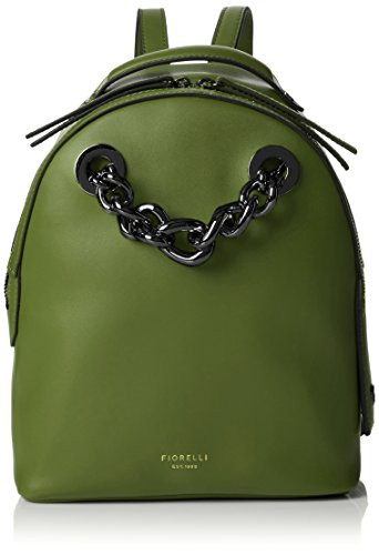 Fiorelli Women's Anouk Backpack Handbag Green (Billiard Green)