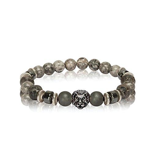 CityPierce Bracelet Healing Natural Obsidian