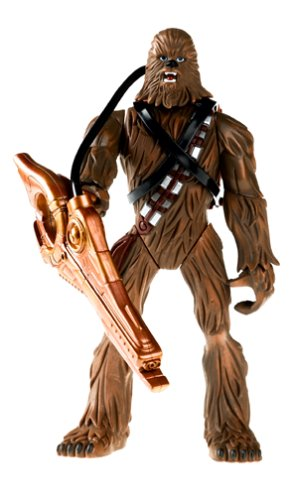 Star Wars Episode III 3 Revenge of the Sith CHEWBACCA FORCE BATTLERS 9