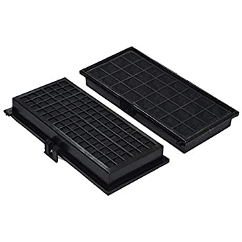 2 Vacuum HEPA Filter for Miele S7260 Cat /& Dog S516 S518 SF-AH 30 S548i