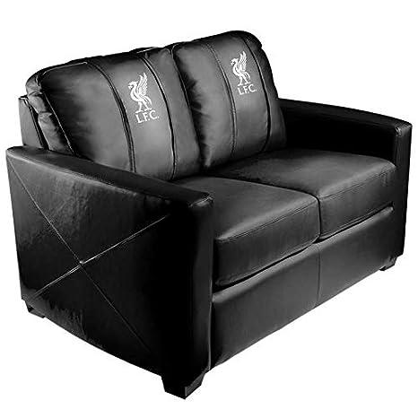 Prime Amazon Com Liverpool Liver Bird Logo Silver Sofa Kitchen Lamtechconsult Wood Chair Design Ideas Lamtechconsultcom