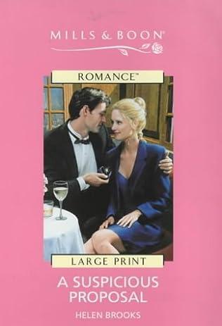 book cover of A Suspicious Proposal