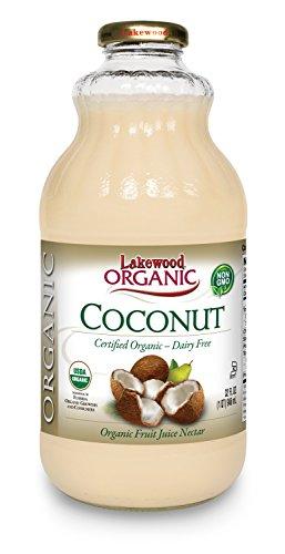 Lakewood Organic Coconut 32 Ounce Bottles product image