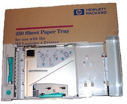 HP C2085A OEM - LaserJet 4 and 4M Multi-size 250-sheet tray, HP 250 Sheet