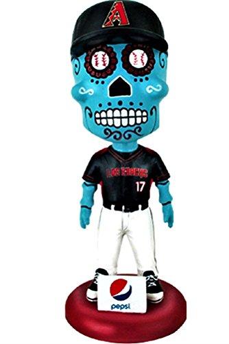 Arizona Diamondbacks Dbacks MLB Sugar Skull Bobblehead SGA