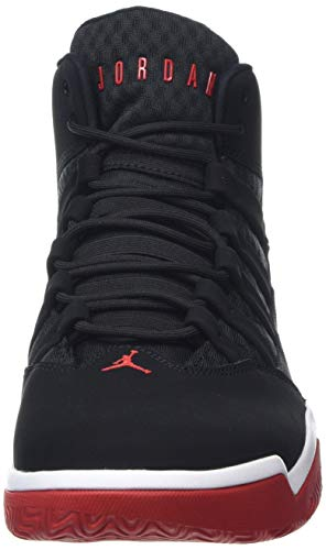 gym De black black Chaussures Homme Aura Max Red Nike Basketball Jordan 023 Noir xg1BBqv