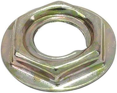 8 Pieces MACs Auto Parts 44-14391 Mustang Dash Panel Speed Nut Set