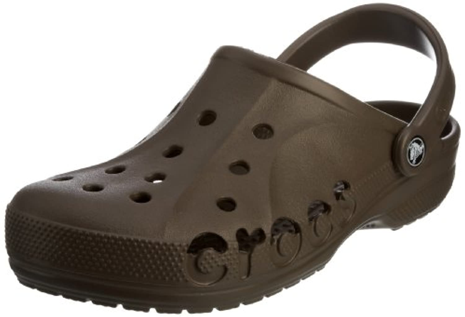 Crocs Baya, Unisex Adult's Clogs - BlacK 3 UK Men/4 UK Women (36-37 EU)